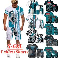 Summer, novelty suits for men, Fashion, pants