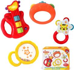 Development, Toy, Electric, toyguitarandrattle