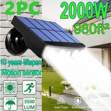 solarwalllamp, Outdoor, solarledlamp, Garden