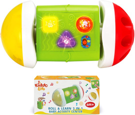 rattleballtoy, Toy, light up, Colorful