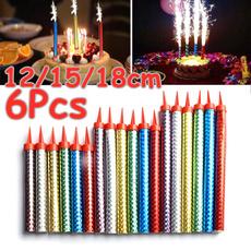 cakesparkle, birthdaycandle, Indoor, magiccandle