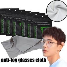 glassescloth, lenscloth, microfibercloth, antifog