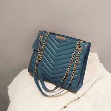 women bags, DIAMOND, Chain, Crossbody Bag