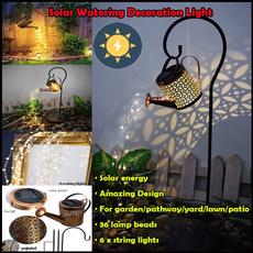 Outdoor, solargardenlight, Garden, Waterproof
