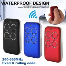 remotecontroller, Door, Electric, garagedoorkeypad