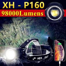 Flashlight, led, usb, Hunting