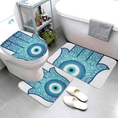 Polyester, Bathroom, bathrug, contourmat
