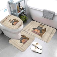 Bathroom, skidpad, bathrug, berry