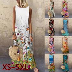 Summer, Plus Size, Plus Size Fashions, floralprintdres