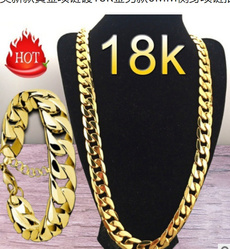 18kgoldnecklace, Jewelry, gold, gold jewelry