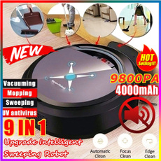 cleaningrobot, Rechargeable, Home & Living, Vacuum