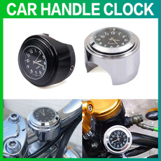 quartz, motorcyclepowersport, motorcyclewatchclock, Aluminum