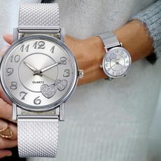 Fashion, students watch, Pins, Clock