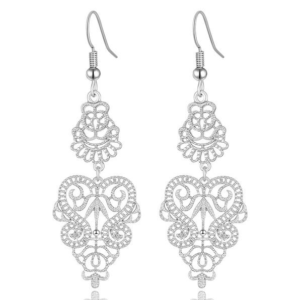Dangle Earring, Jewelry, party earrings, rose gold