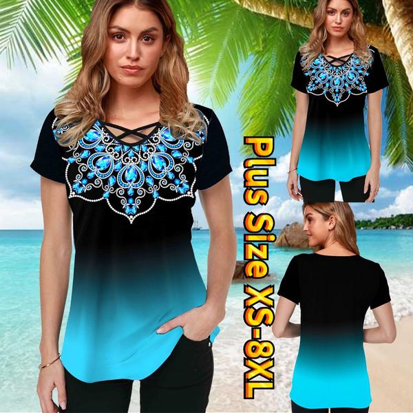 Blouses & Shirts, Women Blouse, Dress, Cross