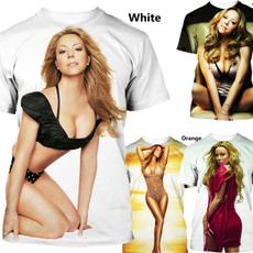 Mens T Shirt, Fashion, Summer, mariahcarey