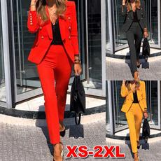 leisure suit larry, pencil, Two-Piece Suits, Blazer