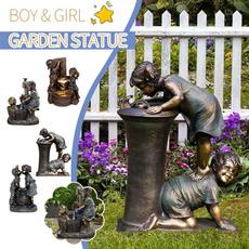 Home Decor, Ornament, resincraft, boygirl