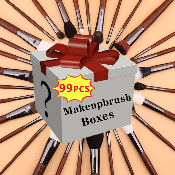 Box, Makeup Tools, Eye Shadow, Fashion