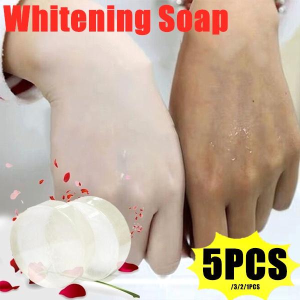 whiteningcrystalsoap, pink, whiteningsoap, Crystal