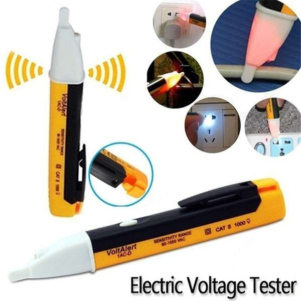 electricitydetector, Sockets, voltagedetector, practicaltool