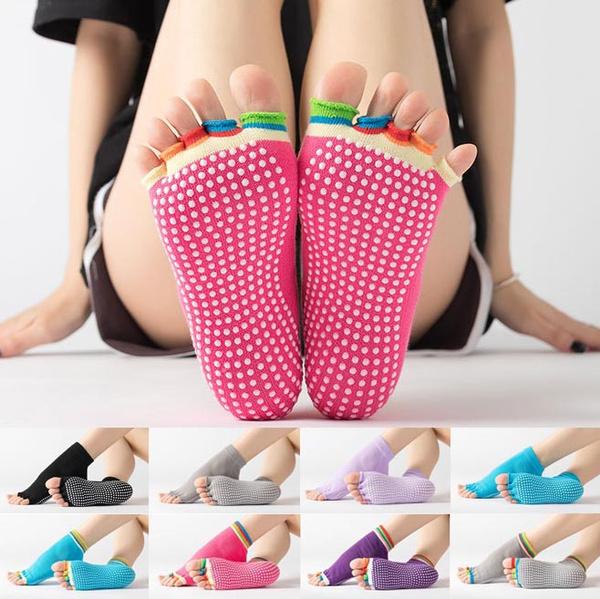 yogasock, Yoga, Socks, yogasocks5toessock