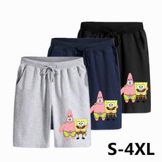 Summer, Shorts, Sponge Bob, pants