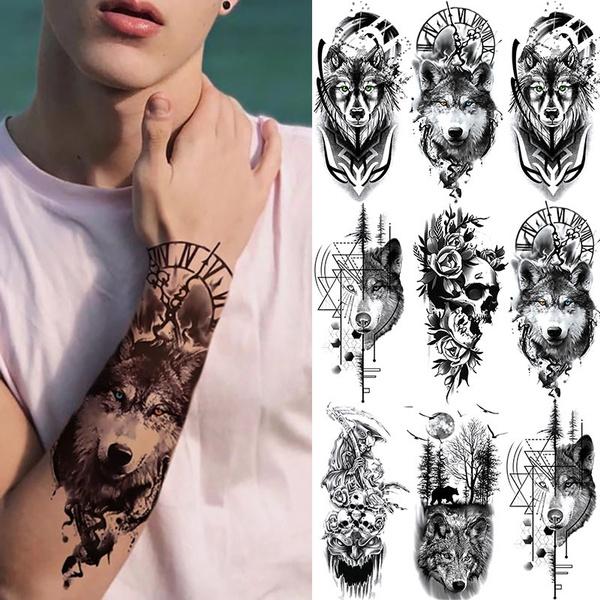 tattoo, skull, Tattoo Supplies, Waterproof
