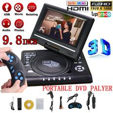 portable, Cars, Consumer Electronics, DVD
