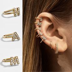 DIAMOND, Jewelry, gold, piercing