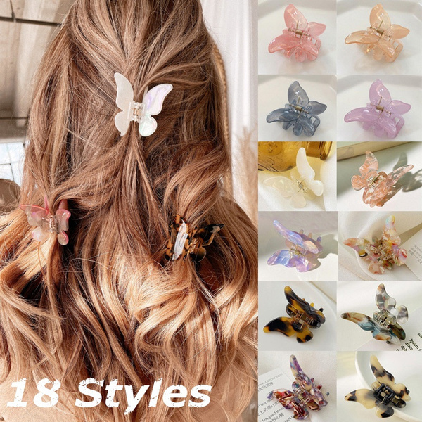 butterfly, butterflyhairclip, Gifts, headwear