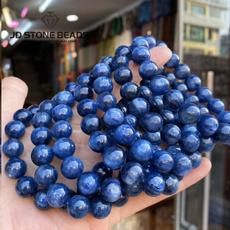 kyanite, Beaded Bracelets, Jewelry, Beaded