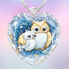 Owl, Fashion, 925 sterling silver, Jewelry