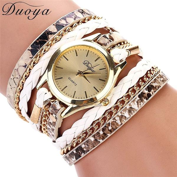 Fashion, relojmujer, Simple, wristwatch