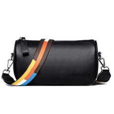 women bags, Shoulder Bags, Simple, leather bag