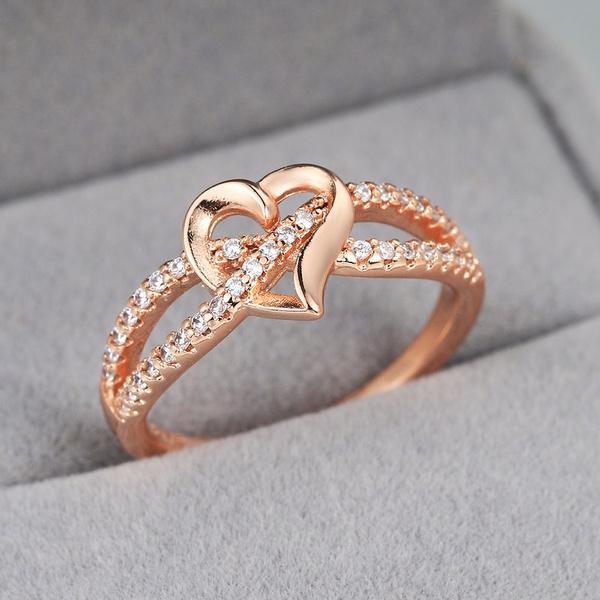 Sterling, Heart, DIAMOND, Silver hearts
