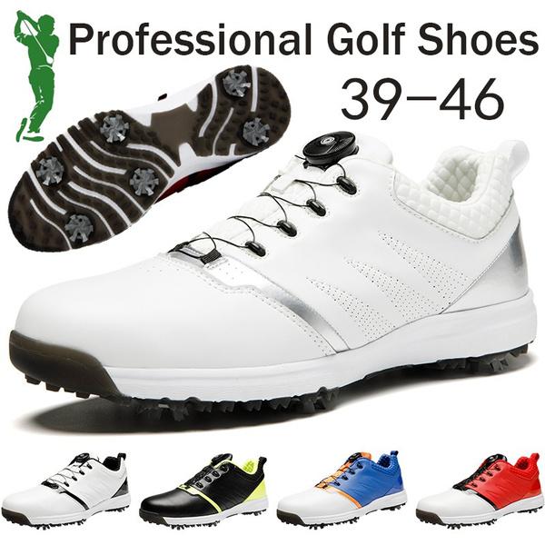 Golf, Waterproof, golfshoesformen, womensgolfshoe