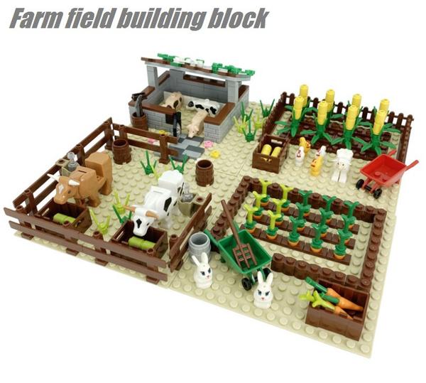 Mini, livestockdoll, Toy, figure