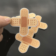 Stickers, Fashion, Embroidery, embroiderypatche