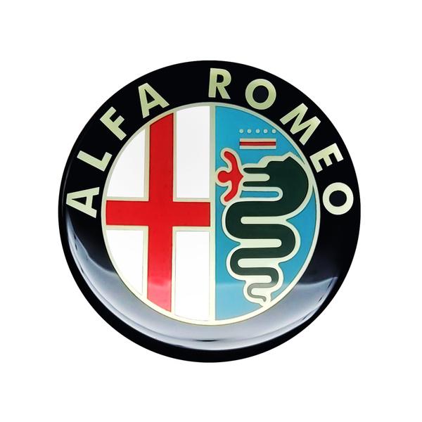 stemma, alfa, Logo, ufficialeauto