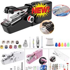Mini, handheldsewingmachine, Electric, sewingtool