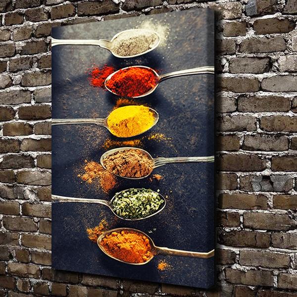 canvasart, art, Home Decor, seasoning