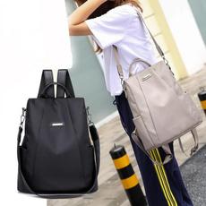 travel backpack, Shoulder Bags, School, canvas backpack