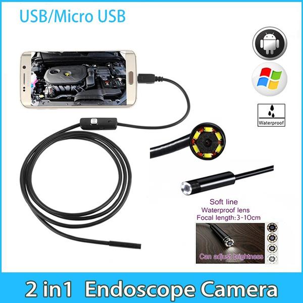 borescope, Computers, Waterproof, Camera