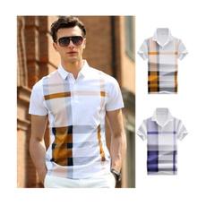 Summer, plaidshirtspringandsummer, Fashion, Shirt