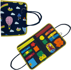 busyboard, montessori, Toy, Buckles