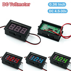 case, led, electricpower, voltagedetector