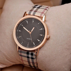 Fashion, Rose, gold, Watch