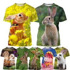 cute, Fashion, Animal, Tops