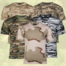 Fashion, outdoortshirt, camouflageprint, huntingclothesformen